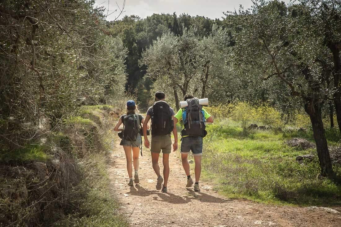 trekking-chianti